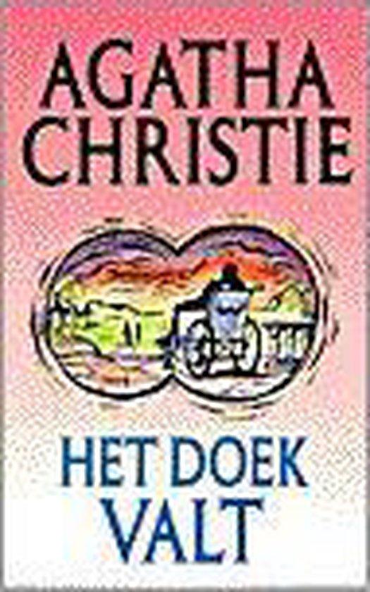 Poirot 37 - Het doek valt - Agatha Christie |