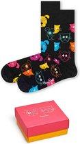 Happy Socks Cat VS Dog Giftbox - Maat 41-46