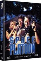 Space Platoon - Leprechaun 4: In Space (Blu-ray & DVD in Mediabook)