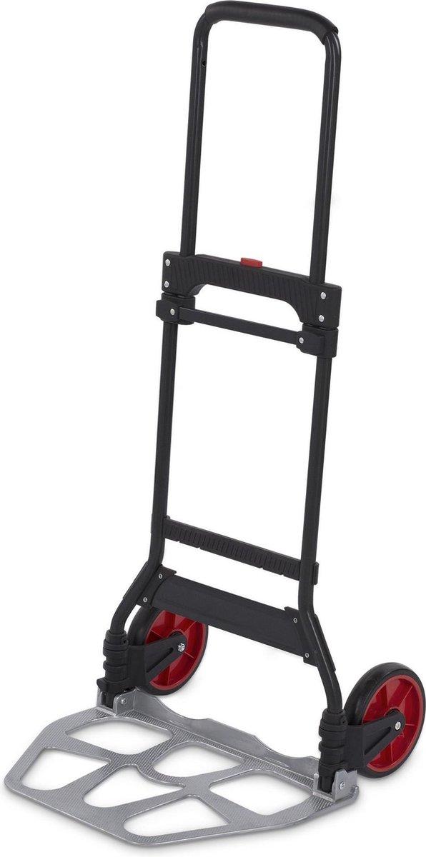 Kreator KRT670204 Steekwagen - opvouwbaar - draagvermogen 120 kg - staal
