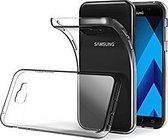 Samsung Galaxy S4/i9500 Siliconen Hoesje Case Pinguin Zwart