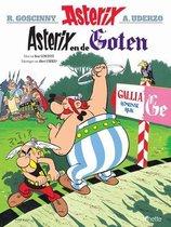 Boek cover Asterix 03. Asterix en de Goten van Albert Uderzo