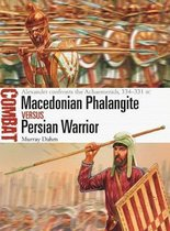 Omslag Macedonian Phalangite vs Persian Warrior