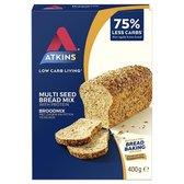 Atkins Broodmix Dieetpakket - met zaden en pitten - 400g