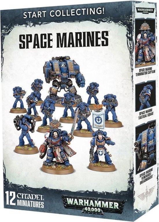 Afbeelding van het spel Games Workshop - Start Collecting Space Marines