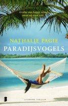 Boek cover Paradijsvogels van Nathalie Pagie (Paperback)