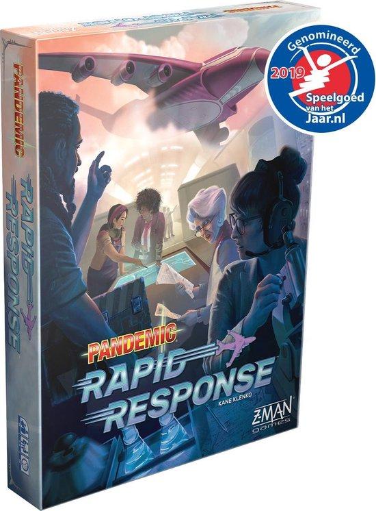 Afbeelding van Pandemic Rapid Response - Nederlandstalig