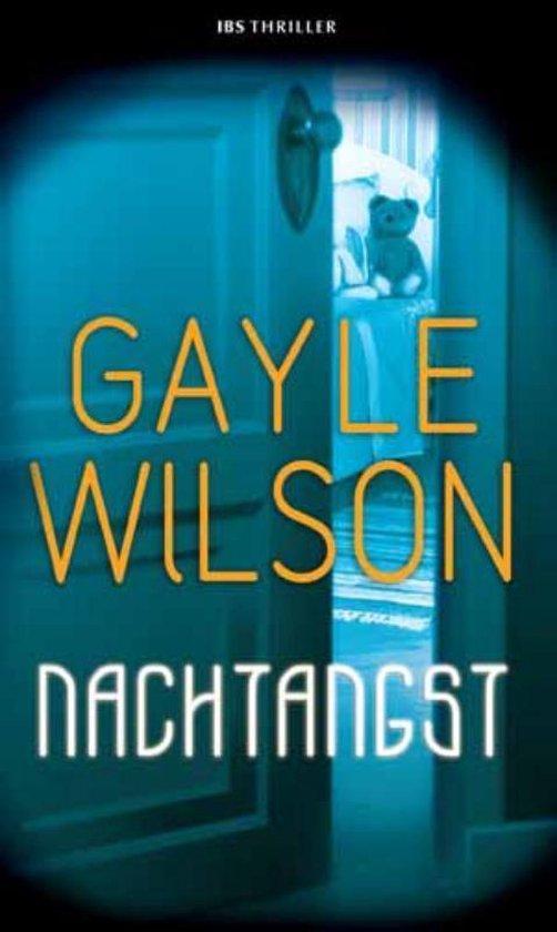 Boek cover Nachtangst van Gayle Wilson (Onbekend)