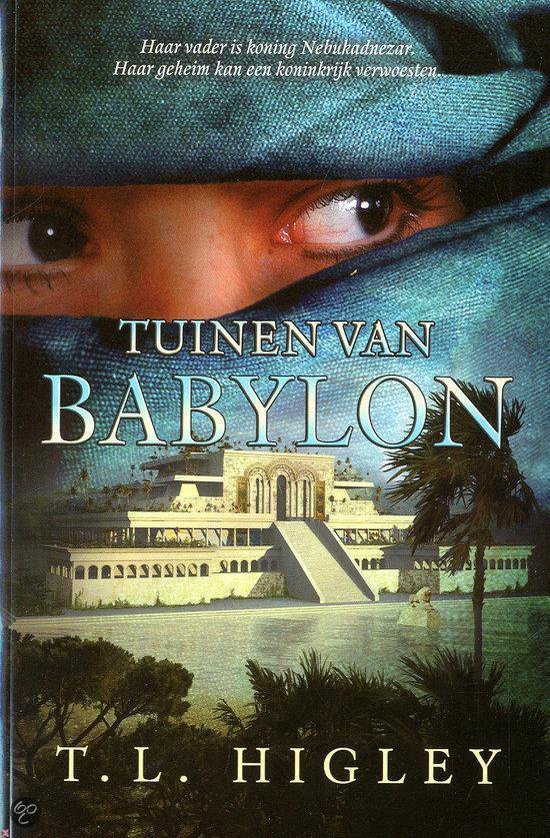 Cover van het boek 'Tuinen van babylon'
