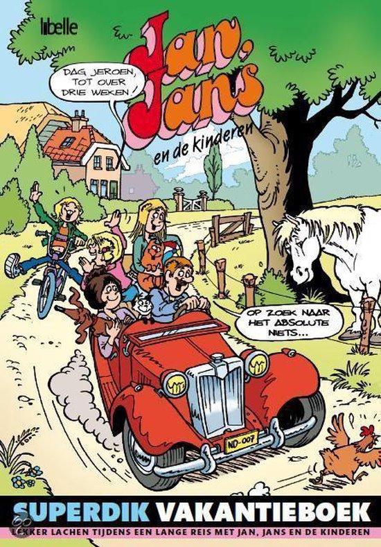 Jan, Jans en de kinderen vakantieboek 20 - Jan Kruis  