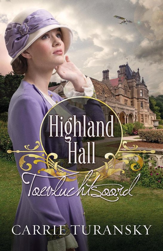 Highland Hall 3 - Toevluchtsoord - Carrie Turansky |