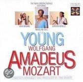 Young Wolfgang Amadeus Mo