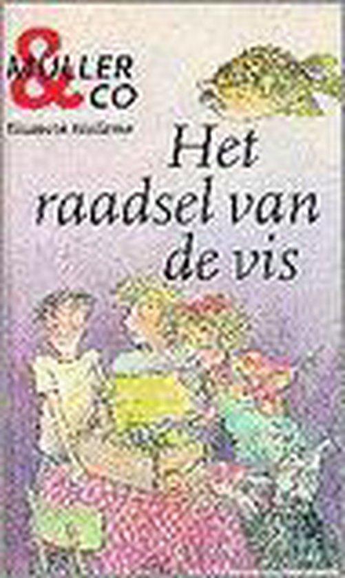 Raadsel van de vis (muller & co) - Alice Hoogstad |