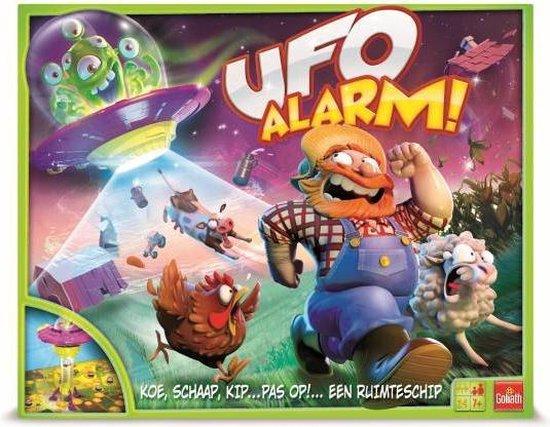 UFO Alarm! - Gezelschapsspel