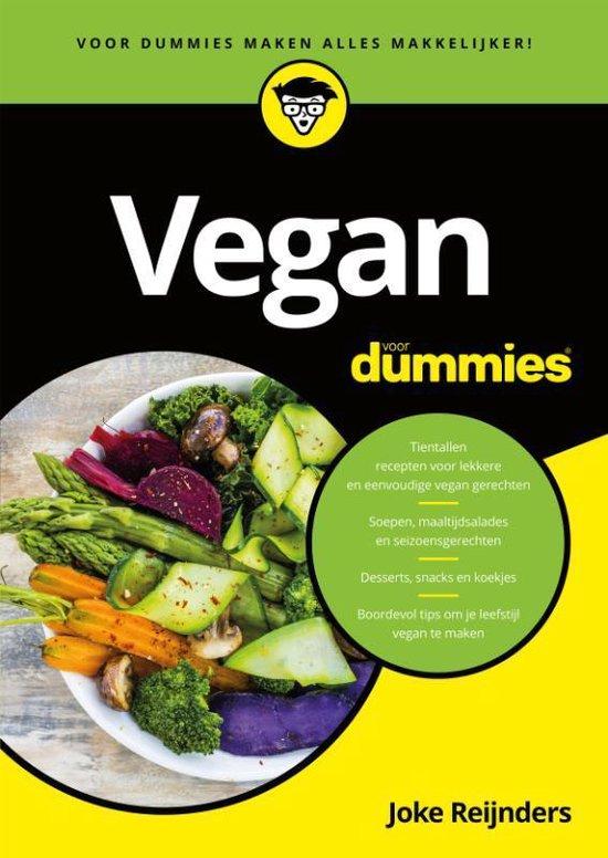 Vegan voor Dummies - Joke Reijnders |