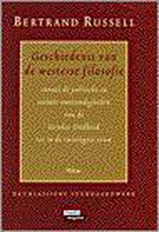 Geschiedenis Van De Westerse Filosofie - B. Russell | Readingchampions.org.uk