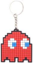 Pac-Man - Blinky - Rubber - Sleutelhanger