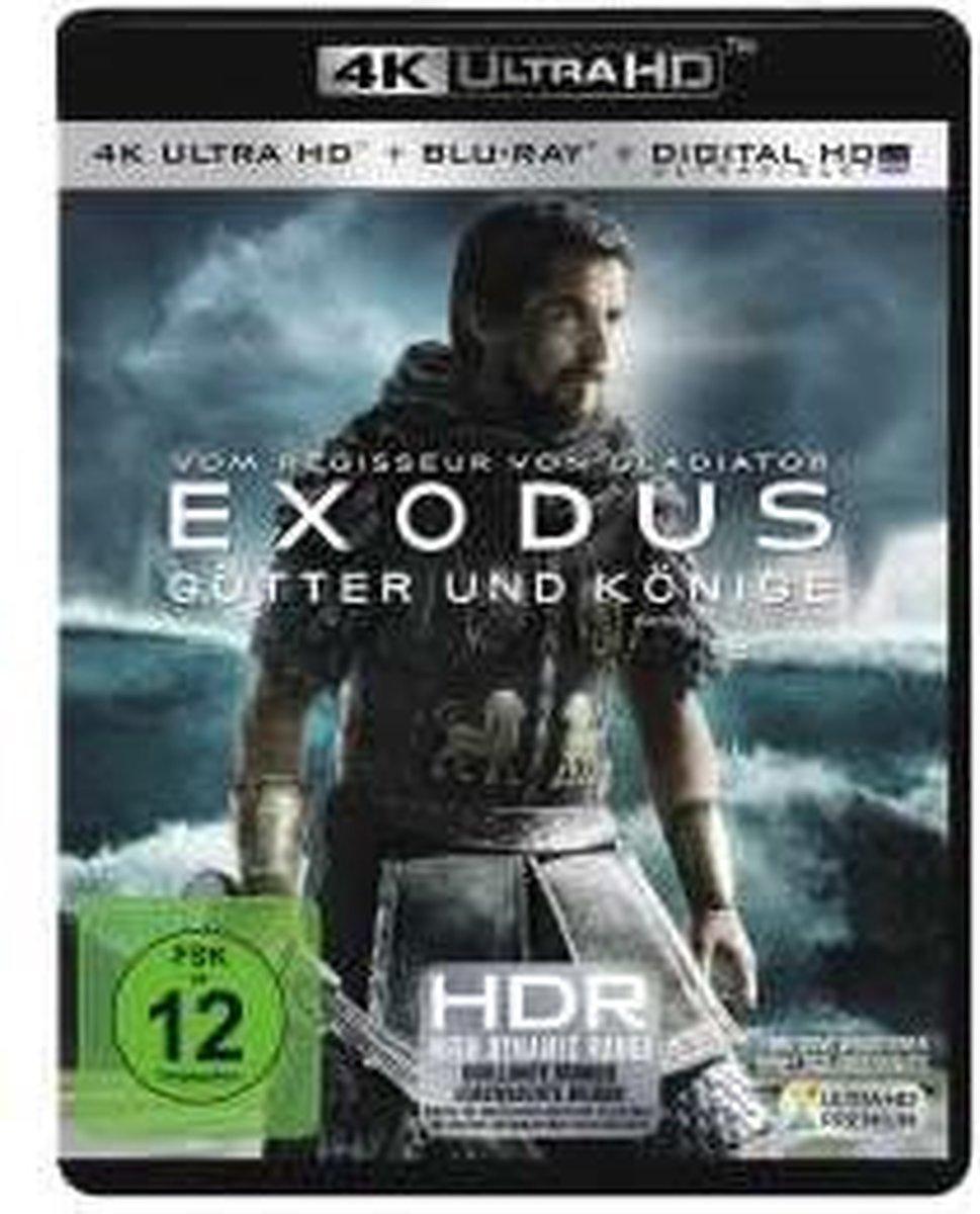 Exodus - Götter und Könige (Ultra HD Blu-ray & Blu-ray)-