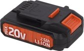 Powerplus Dual Power POWDP9020 Accu – 20V (2,5Ah) – Li-ion