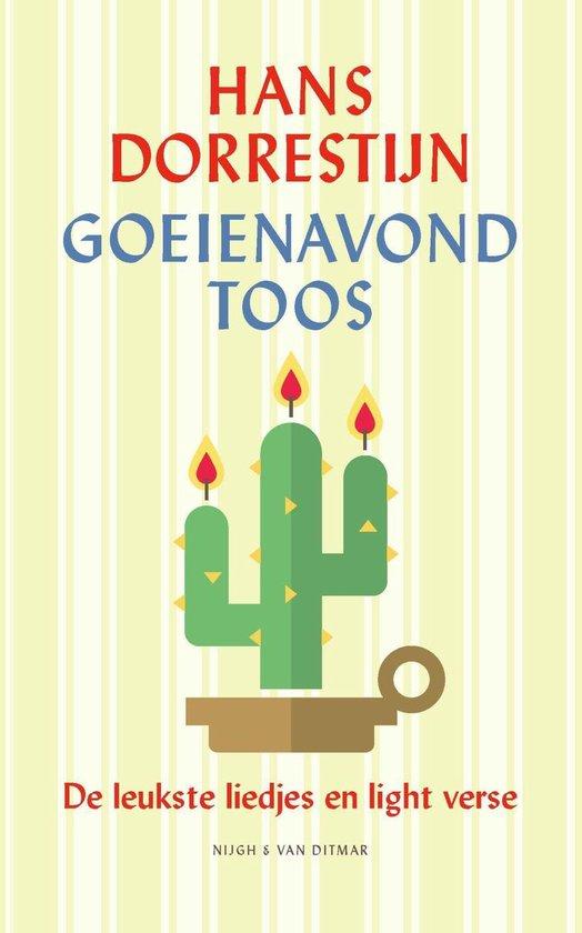 Goeienavond Toos - Hans Dorrestijn pdf epub