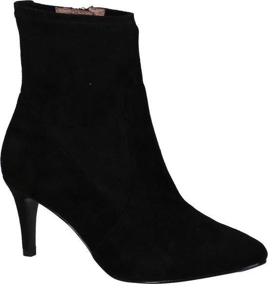 | Zwarte Korte Laarzen met Rits Tamaris Heart & Sole