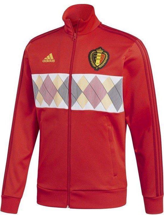 adidas België Track Jacket 20182019 Heren VivredPowred