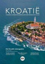Kroatië reisgids magazine - luxe uitgave - Kroatië reisgids vol bezienswaardigheden, foto's, reisverhalen en actuele tips + Incl. gratis app