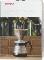 Hario V60 Set Craft Coffee Maker Kit - 600ml