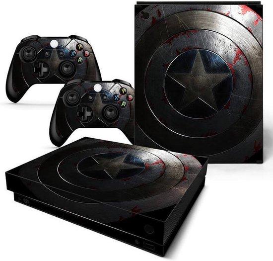 Captain America – Xbox One X skin