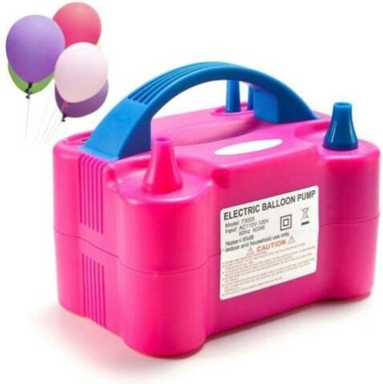 Elektrische Ballonenpomp
