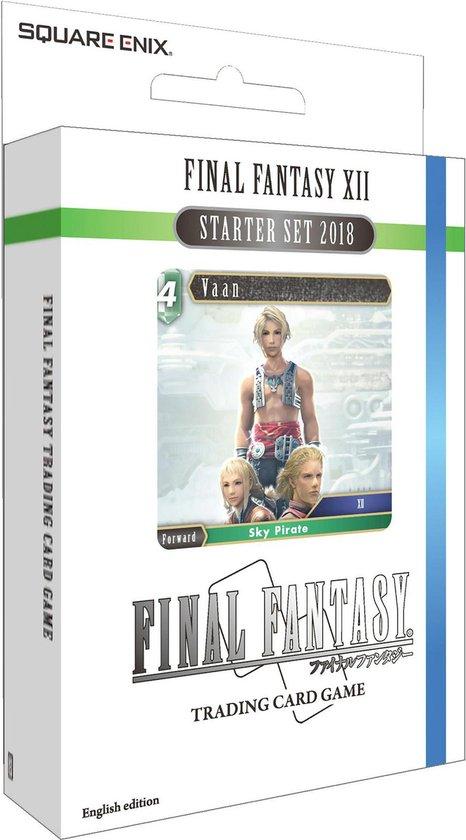 Thumbnail van een extra afbeelding van het spel Square Enix Final Fantasy TCG FF XII Starter Set 2018 Speelkaarten