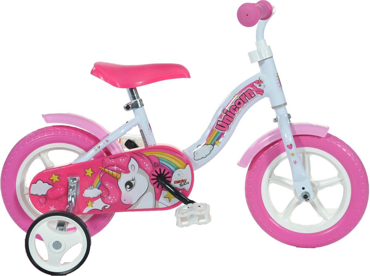 Dino Bikes Kinderfiets Eenhoorn 10 inch online kopen