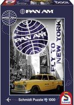 Schmidt puzzel New York Taxi
