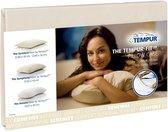 TEMPUR® Standaard Hoofdkussensloop - Crème