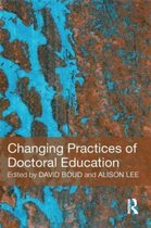 Afbeelding van Changing Practices of Doctoral Education