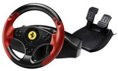 Cover van de game Thrustmaster Ferrari Red Racestuur - Legend Edition PS3 + PC