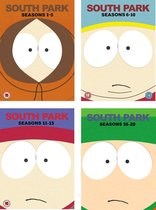 South Park - Complete Serie (Seizoen 1 t/m 20)