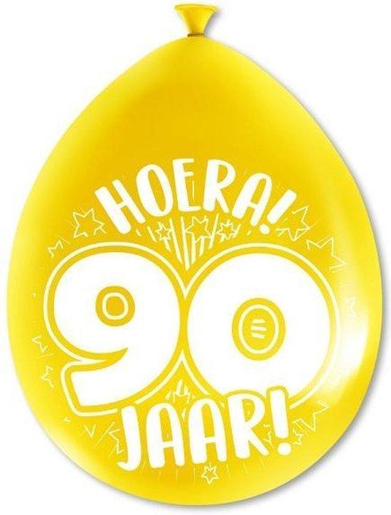 Paperdreams cijferballonnen - 90 jaar