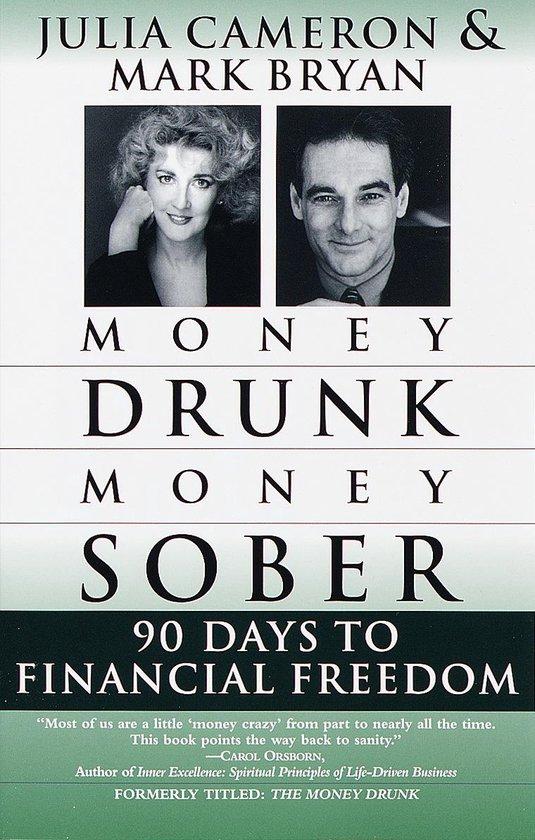 Boek cover Money Drunk/Money Sober van Mark Bryan (Paperback)