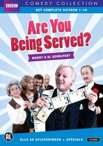 Are You Being Served ? - De Complete Collectie - Seizoen 1 t/m 10