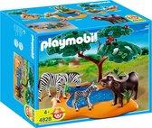 Playmobil Afrikaanse buffel met zebra