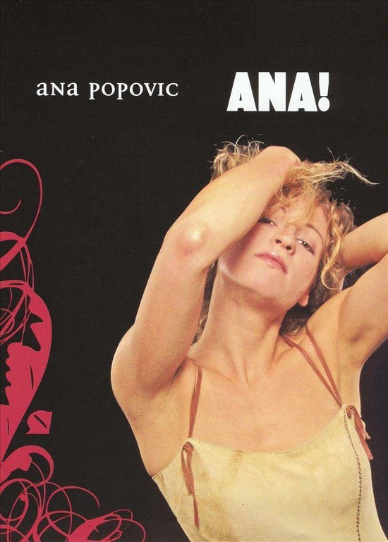 Cover van de film 'Ana Popovic - Ana'