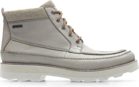 Clarks - Herenschoenen - Korik Rise GTX - G - desert leather - maat 7,5
