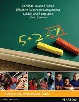 Effective Classroom Management: Pearson  International Edition
