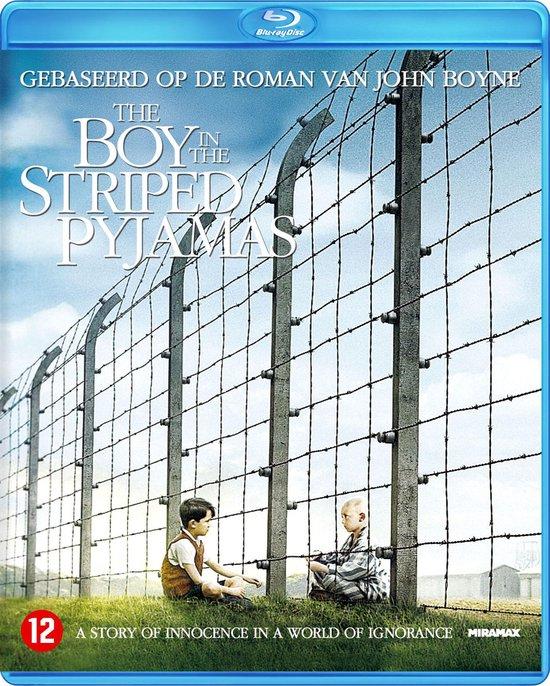 Cover van de film 'The Boy In The Striped Pyjamas'