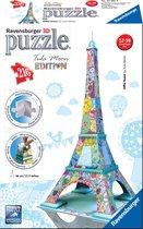 Ravensburger Eiffeltoren Tula Moon - 3D puzzel