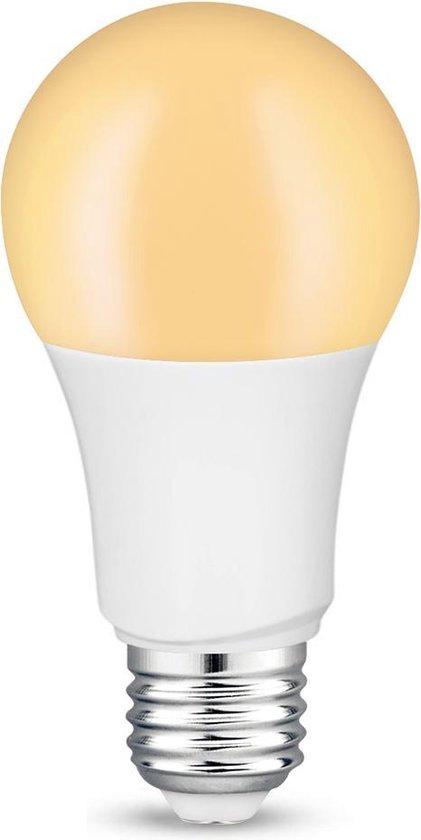 tint SMART LED lamp E27 - 9W - Extra warm white (2700K)