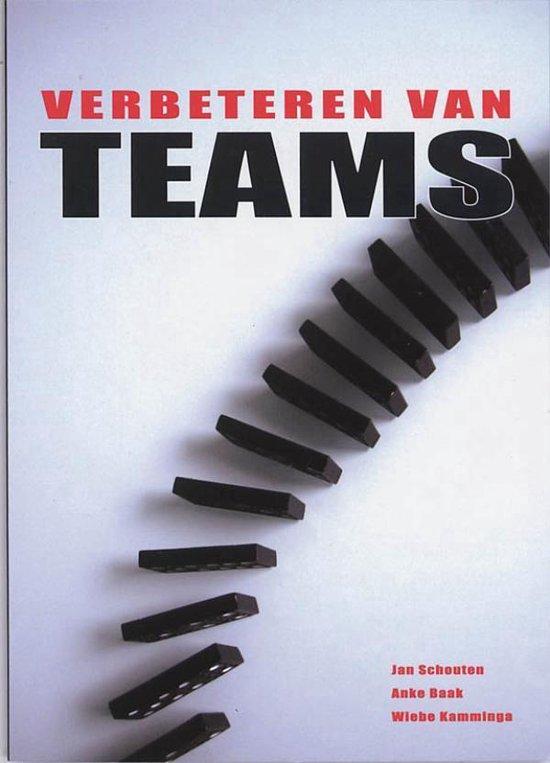 Verbeteren van teams - Jan Schouten |