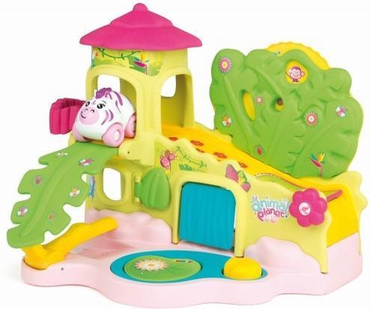 Babyspeelgoed - Animal Planet Jungle House SMOBY 211393