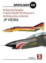 Boek cover Mcdonnell Douglas F-4E/EJ/F/G/RF-4E Phantom II van J. P. Vieira